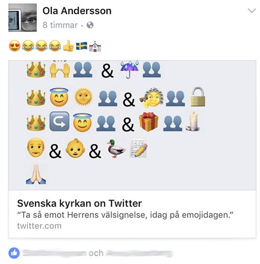 Skärmdump från Facebook-konversation 8