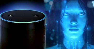 Toppbild - Integration Alexa och Cortana