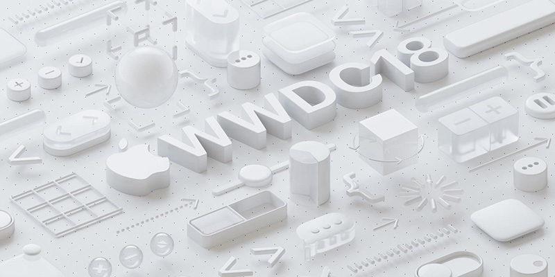 Logotypen för WWDC 2018
